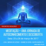 Encontro Rosacruz Meditação - uma jornada de autoconhecimento e descoberta