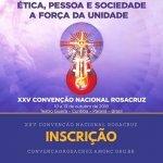 XXV Convenção Nacional Rosacruz