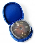 Porta CDs com Emblema AMORC