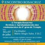 A Terapia Rosacruz (6º grau de templo)