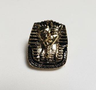 Boton dourado do faraó Tutankhamon